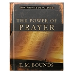 The Power of Prayer, One Minute Devotions