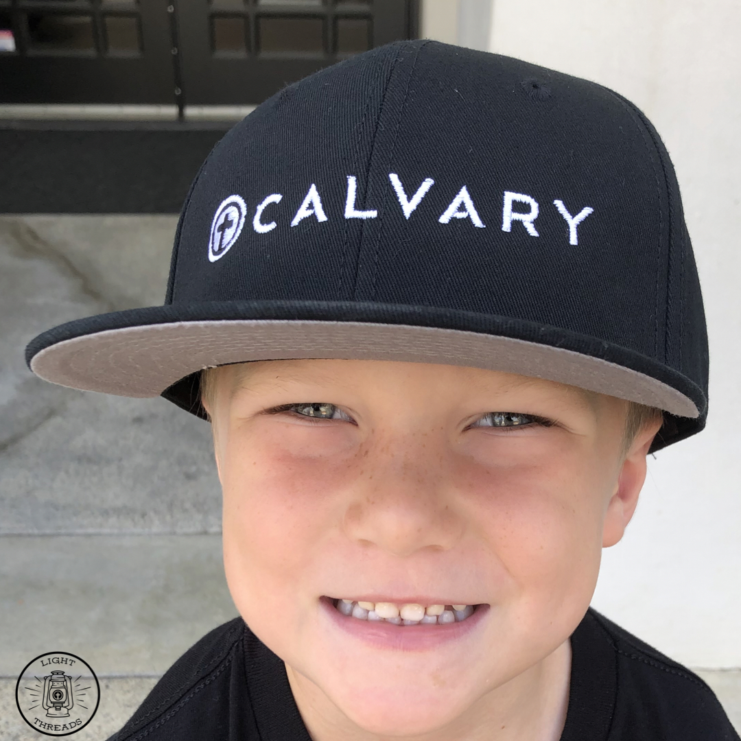 Calvary Youth Snapback Hats