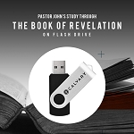 The Book of Revelation - MP3- On Reusable USB Flash Drive