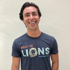 Bold As Lions t-shirt